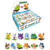 Hsanhe Kids Cartoon Series Pokemon Multi Color ABS Connecting Toys Block
