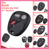 Auto Remote Key Shell for Buick with (2+1) Buttons