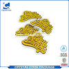 Elegant Shape and Bright in Colour Specification Sticker Label