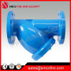 Cast Iron Flanged End Y Strainer