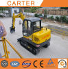 CT70-8A (6.5T&Cummins engine) Hydraulic Crawler Excavator
