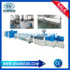 Chinese Supplier Double Screw PVC PE Plastic Pipe Extruder Machine