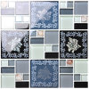 2017 Export Kitchen and Bathroom Natural Stone Mosaic Tile