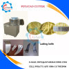 Small Capacity Potato Chips Root Vegetable Fruit Cutting Machine