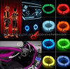 Custom Colorful EL Cold Light Wire Strip for Car Decoration