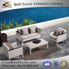 Well Furnir Wf-17055 4 Piece Deep Seating Group with Cushion