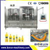 Turnkey Orange Juice Filler Machinery Line for Bottles