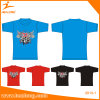 Custom Wholesale The Style and Fabric You Want Printing Short Sleeve Cotton T-Shirt