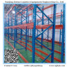 Industrial Warehouse Drive in Pallet Racking for Storage
