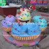 Kids Ice Cream Ride, Electric Rotary Children Ride (BJ-NT51)