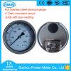 4′′ Dial Stainless Steel Pressure Gauge