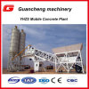 Best Selling Concrete Station Yhzs50 Mobile Cement Batch Plant of Station