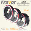 Auto Extension Tube Set 3 Pieces for Canon DSLR Cameras