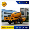 4.0m3 Self Loading Mobile Concrete Mixer