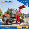 Ce Approved Mini Wheel Loader 920 with Sweeper