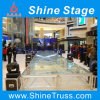 Toughened Glass Stage Assemble Stage Ceremony Stage