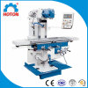 Metal Universal Swivel Head Horizontal Vertical Milling Machine (XL6236)