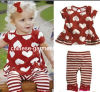 Lovely Kids Suit Wear for Girls, Girl Clothes (KGNA008)