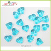 Blue Heart Acrylic Ice Cube Table Confetti Party Home Decoration