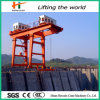 Hot Sell Portal Double Beam Crane with Slewing Container