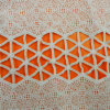 Water Soluble Cotton Garment Accessories Lace Fabric (L5113)