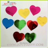 Colorful Pet Heart Shape Foil Confetti