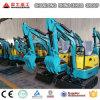 Backhoe Excavator 800kg New Excavator Price Construction Equipment