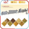 Corn Flakes Double Screw Extruded Snacks Machine