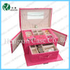 Professional Customized Pink Jewelry Box