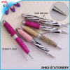 Crystal Short Shinning Metal Pen for Gift