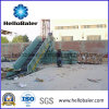 Small Capacity Horizontal Baling Machine for Waste Paper Hsa3-4