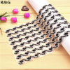 24*40cm Hot Fix Rhinestone Mesh Trimming for Dress