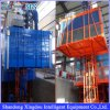 Electric Wire Rope Elevator Lift Construction Hoist
