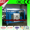 Vacuum Transformer Oil Dehydration and Degassing Oil Purifier Machine