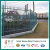 Qym Galvanized Palisade Fence /Steel Pale Fence