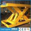 Adjust Material Handling Hydraulic Equipment Fixed Dock Scissor Lift