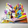 3D Pop up Printing Books