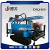 Dfq-100 Portable Air Compressor Water Well Drilling Rig Price