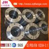 Yellow Paint Carbon Steel En1092-1 Type02 Lap Joint Flange