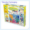 Popular Jigsaw Puzzles Card with The Packaging Box