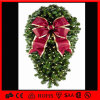 Outdoor Attractive Holiday Hanging Christmas Wreath Decoration Light