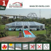 White Color Roof Design High Peak Event Tent for Sale