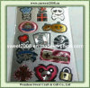 Cute Skull Laster Sticker for Decoration Gift
