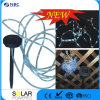 Solar String Festival Light with Illuminate for More Than 6 Hours Per Night on a Full Charge