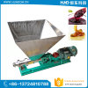 Stainless Steel G Single Screw Pump with Funnel