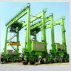 Ghe Rtg5023 16 Wheels Rubber-Tyre Container Concerete Pipes Gantry Crane Machine on Sale