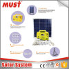 30W 18V Small Solar System for Outside LED