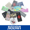 Custom Printing Folden Paper Clothing Hang Tags