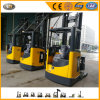 1.5ton Electric Double Scissor Reach Battery Forklift