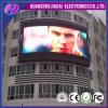 Hot Sale P10 Full Color Curved Advertising LED Display